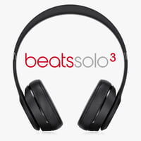 beats solo3 wireless on-ear 3d obj