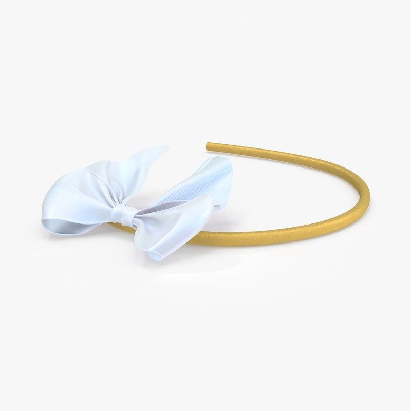 max bow headband 03 grey