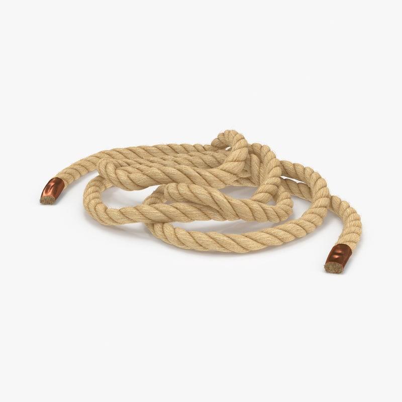 max loose rope pile