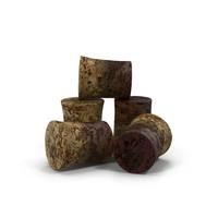 3d realistic cork