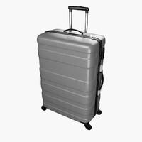 suitcase case 3d max