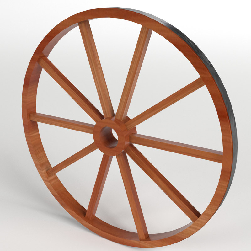 3ds cart wheel
