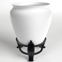 vase holder 3d model