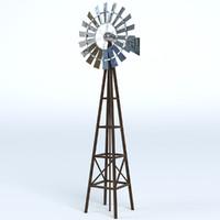 max windmill rendered scenes