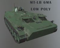 6ma turret btr-80 3d max