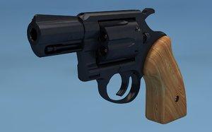 mauser k50 3d model
