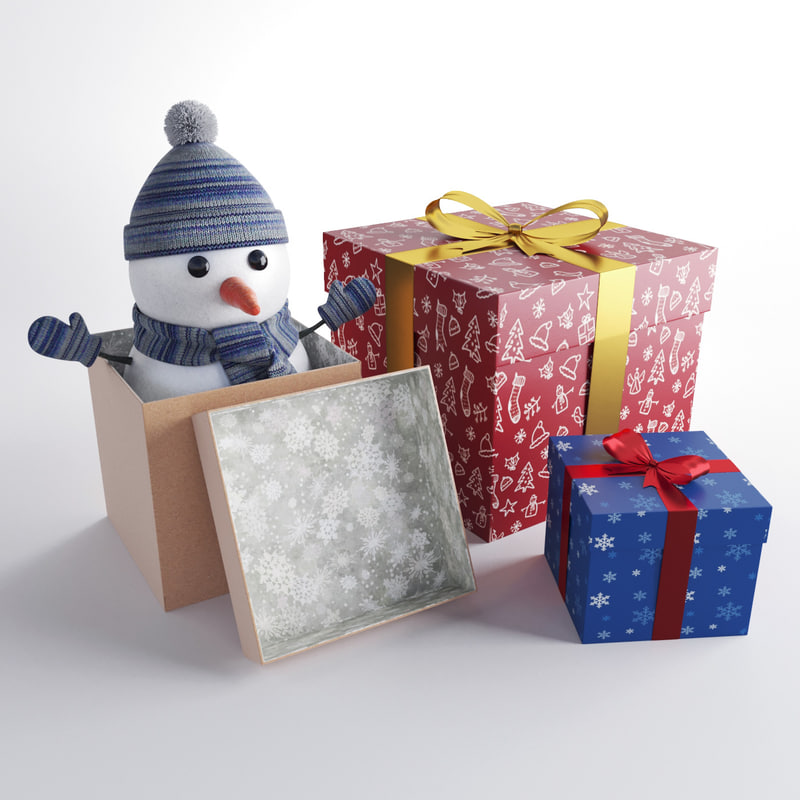 3ds set gift boxes