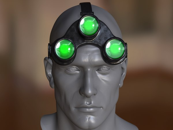 goggles s 3d 3ds