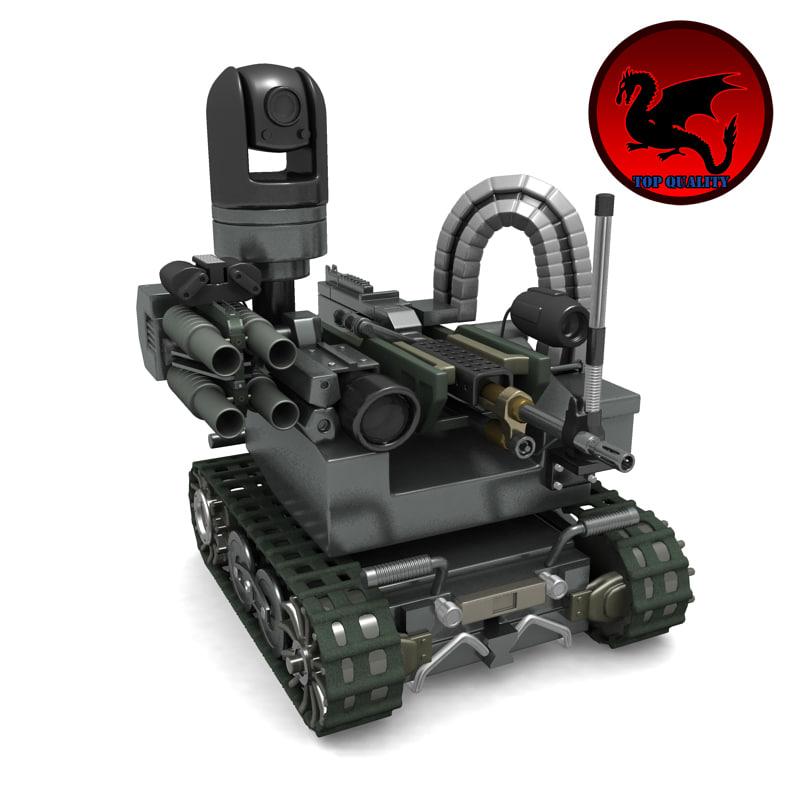 3d model maars vehicle robotic