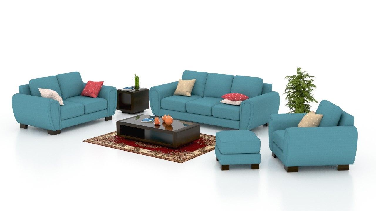 blend blender sofa set