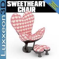 chair sweetheart max