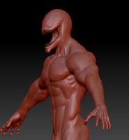 venom symbiote 3d 3ds