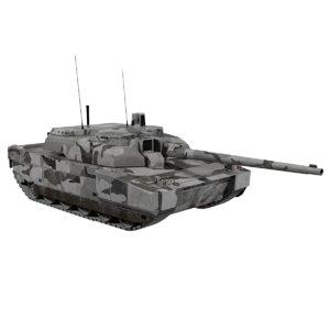 french main battle tank max