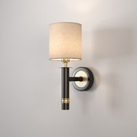 3d brooklyn chelsom wall lamp model