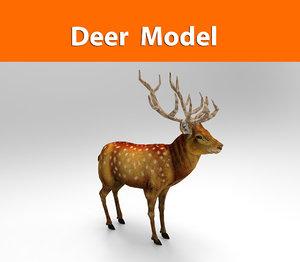 deer ready max