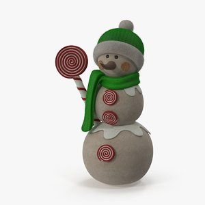 snowman max