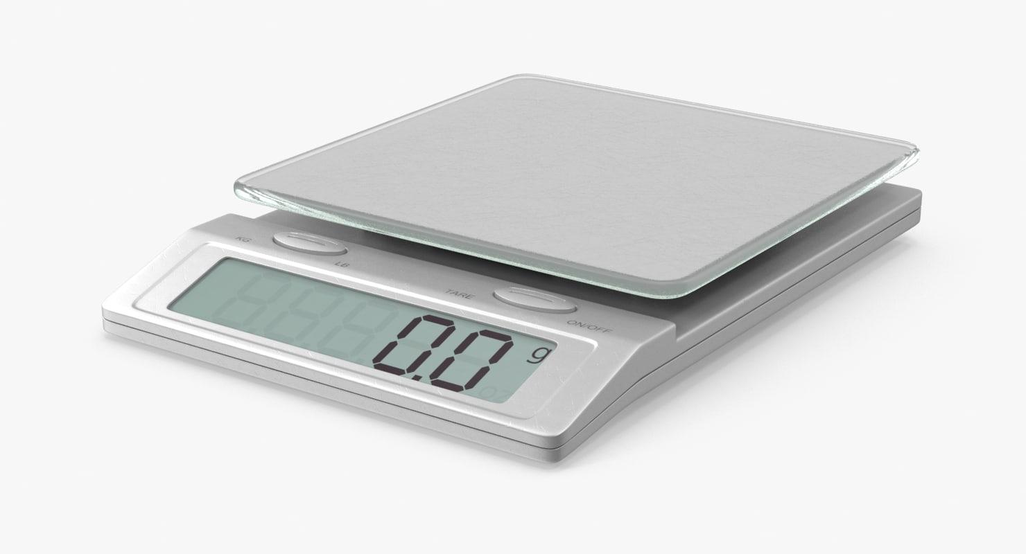 kitchen scale 2 max