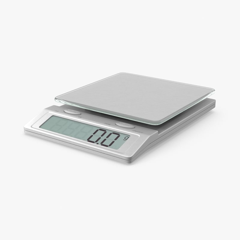kitchen scale 2 max