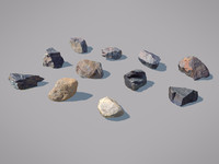Small Rocks Collection Vol.1