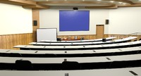 3d model lecture hall