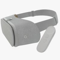 Google Daydream View VR Snow