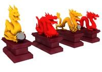 3d 4 dragon