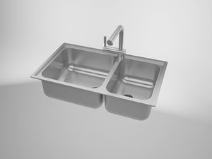 sink solidworks 3ds
