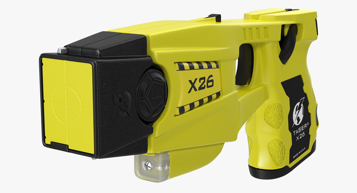 c4d conducted electrical weapon taser