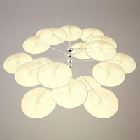aqua ceiling lamp max