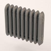 heater 3d max
