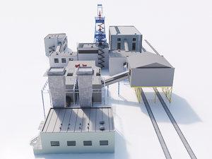 mines coal industrial max
