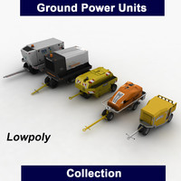 ground power units 3d max