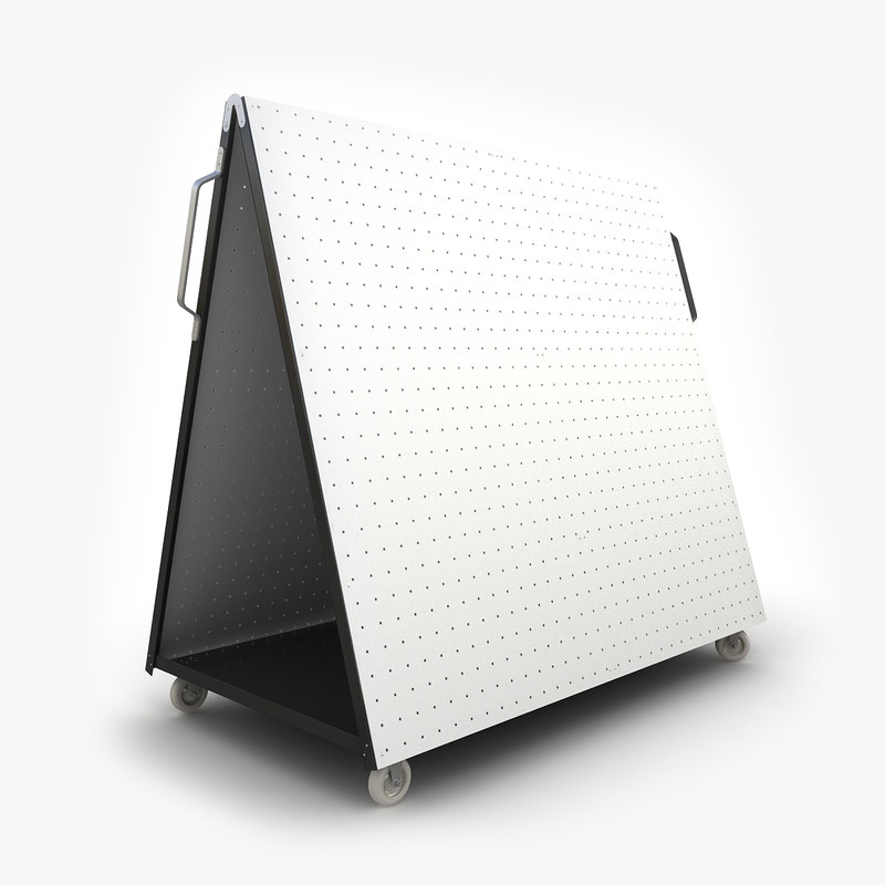 mobile tools stand 3d 3ds
