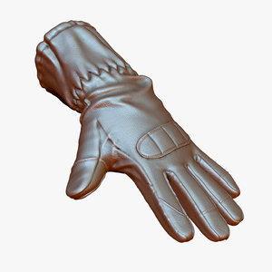 3ds zbrush tactical gloves defcon