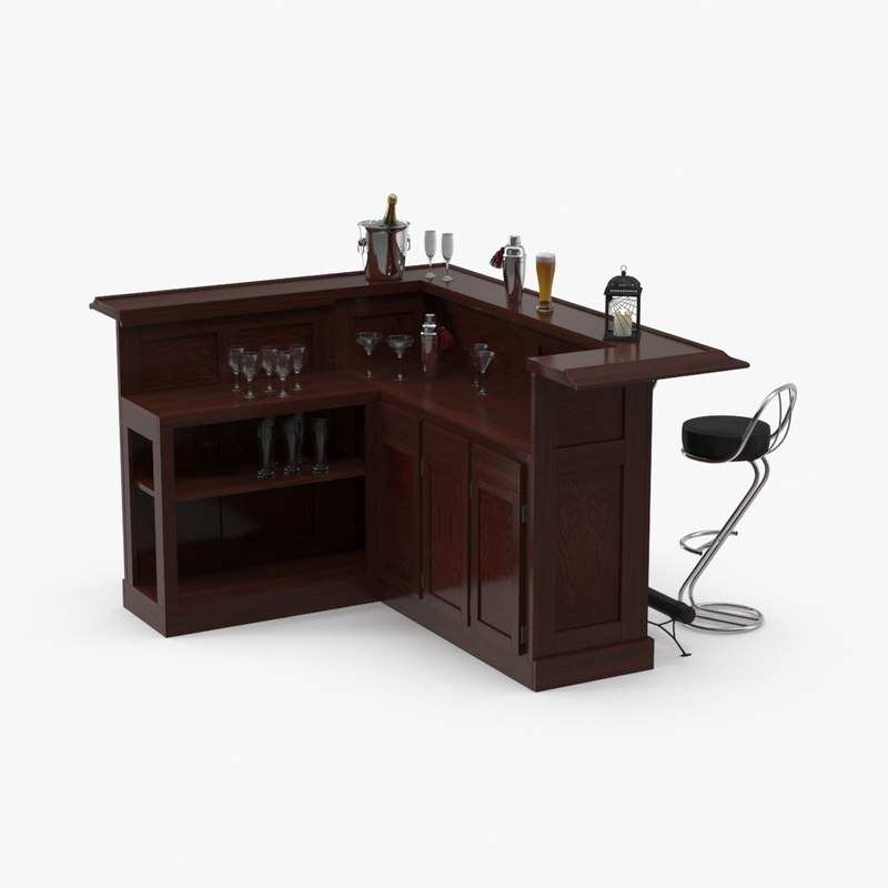 home bar max