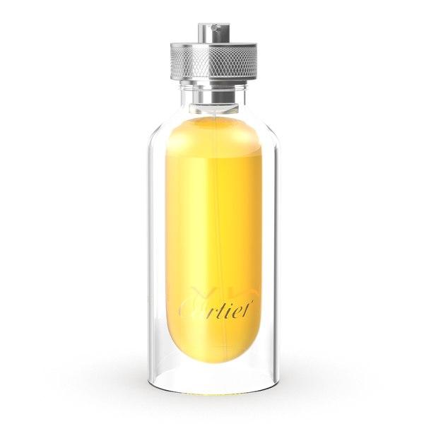 3d perfume model