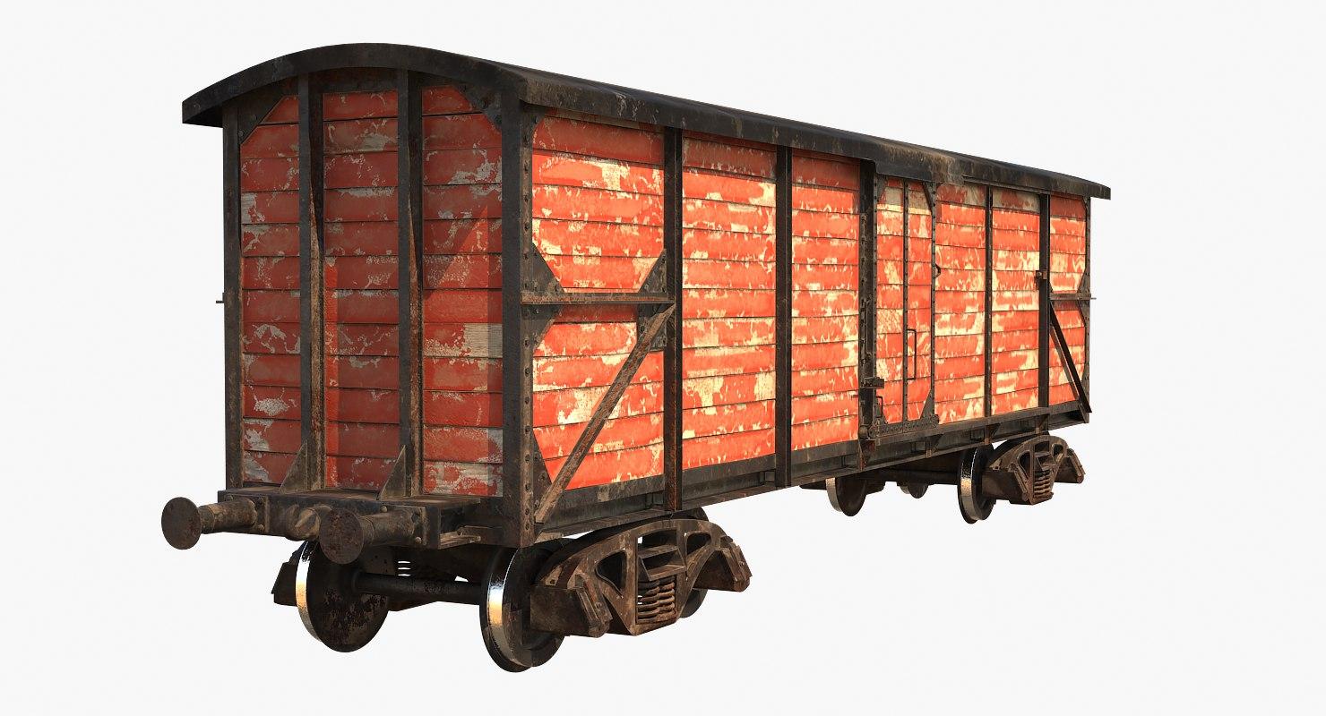 max realistic train car
