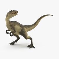 Deinonychus Posed