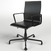 office chair 5 3d max