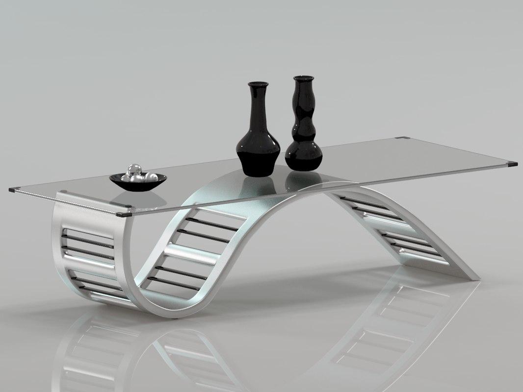 3d model of interior