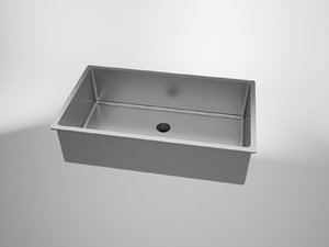 sink solidworks 3d max