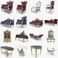 Luxury Furniture Vol 2