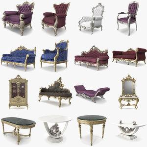max furniture luxurious chair sofa