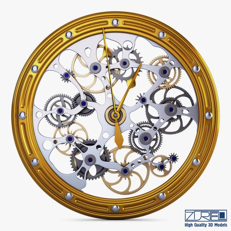 clock mechanism v 1 max
