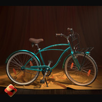 beach cruiser bicycle x