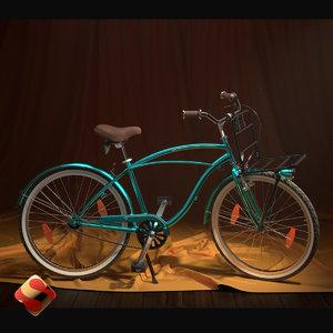beach cruiser bicycle x