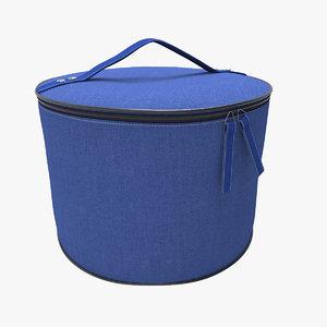 3d vanity bag model