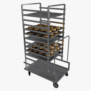 bakery rack mobile max