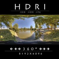 HDR 10 PARK LAKE