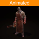 Butcher 3D models